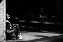Los Angeles, Ca (Rinzi Ruiz [street zen]) Tags: life california light urban blackandwhite bw usa art monochrome photography candid streetphotography streetportrait fujifilm streetphoto humancondition streetzen rinziruiz fujifilmxt1 fujifilmxus 5yearsofxseries