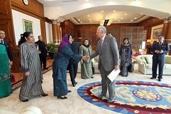 Kunjungan Hormat Bakal Perwakilan Malaysia Ke Luar Negara. (Najib Razak) Tags: malaysia ke luar negara bakal hormat kunjungan perwakilan najibrazak