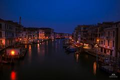 Morning in Venice, Italy
