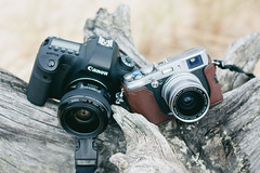 Ultimate 28mm test (Tenisd) Tags: beach canon bokeh fujifilm 6d cameraporn wcl 19mm x100 135mml 28mm18 canon6d fujifilmx100 wclx100 28mmusm
