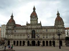 Espana - La Coruna (tomek034 (Thank you for the 900 000 visits)) Tags: spain espana lacoruna architektura hiszpania