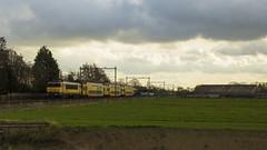11-02-2015 - NSR 1759 + 7339 door Elst (Niels Matteman) Tags: 2 train ns arnhem 11 swag trein spoorwegen nsr sprinter nederlandse 2015 elst ddar 1759 7339 7655
