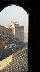 DSC09726 (rickytanghkg) Tags: china morning winter snow cold landscape ancient asia ruin thegreatwall
