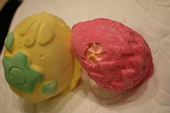 Lush products (MadMadamGaetane) Tags: soap bath shampoo lush cosmetics bathtime luxury bathbomb lushcosmetics shampoobar