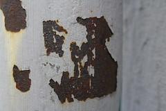 and so they gave to the poor (raumoberbayern) Tags: munich mnchen rust paint beggar gutter rost farbe epiphany dachrinne robbbilder urbanfragments bettler heiligdreiknig