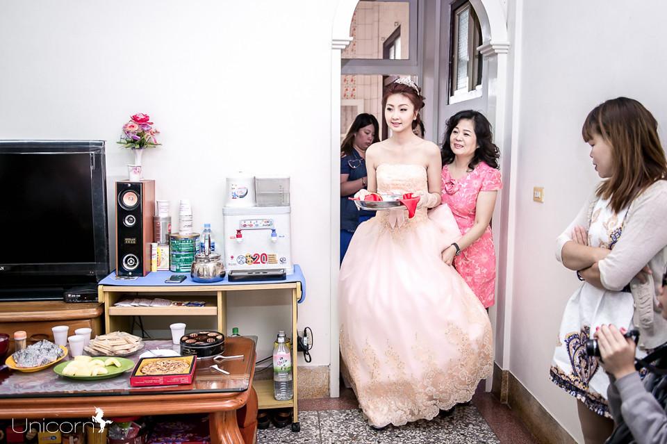 《婚攝一条》威伸 & 怡菁 / 七牛美食坊