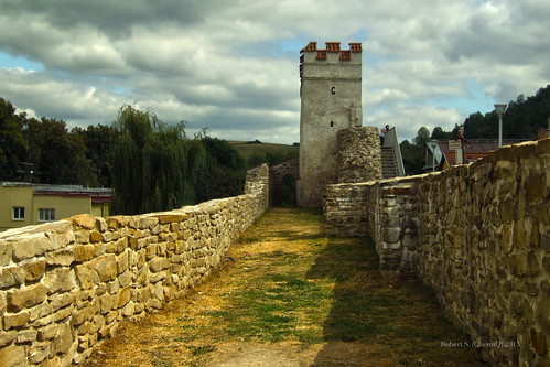Bardejov 2013 - fortifications