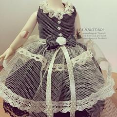 Yosd vintage loli dress~ (AyaHirotaka) Tags: vintage ball doll dress lace lolita loli bjd luts soom fairyland abjd jointed yosd