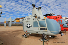 Kaman HH-43F Huskie ~ 62-4531 (Aero.passion DBC-1) Tags: museum tucson aircraft aviation muse pima helicopter preserved ~ airmuseum kaman airspacemuseum huskie helicoptere h43 helico aeropassion musedelair dbc1 prserv 624531