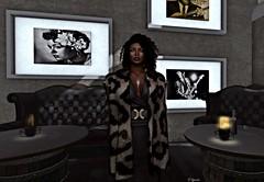 Lady That Sings the Blues (Veronique Dubois Royale......) Tags: mandala lf ikon mons slink analogdog catwa maitreyalara lavianco