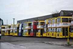 Skills Coaches Depot (Will Swain) Tags: road nottingham uk travel england bus english buses yard britain garage transport january skills vehicles vehicle depot seen 24th coaches nottinghamshire midland midlands belgrave 2016