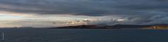 Wester Ross Dusk (spookyrod) Tags: sunset clouds island lights coast scotland ross highlands pentax dusk first wester laide gruinard