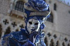 Sound of Silence (viaggionelmondo) Tags: world street camera trip travel italien carnival blue venice vacation portrait people italy travelling tourism beautiful composition wonderful fun photography photo reflex amazing cool nice fantastic nikon europa europe flickr italia photographer tour shot mask image retrato awesome picture pic visit tourist masks worldwide journey silence stunning carnaval venetian traveling nikkor capture visiting discovery carnevale venezia ritratto italie sanmarco palazzoducale masterpiece piazzasanmarco discover veneto veneziano rivadeglischiavoni carnevaledivenezia d7100 triveneto nikonreflex nikonflickraward nikond7100