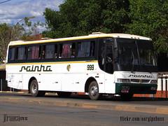 Rainha (BA) 999 (Jos Franca SN) Tags: bus mercedes mercedesbenz autobus onibus buss autocarro busscar omnibusse elbuss