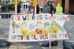 DSC_2538A (jane.hards) Tags: street people yellow demo protest streetphotography lancashire banners anti blackpool causes nanas placards appeal fracking frackfreefylde