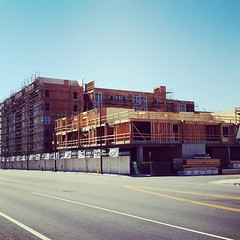 #OnyxOnCentral #construction in #Glendale phase 2 catching up to phase 1 #civilengineer (BWengineering) Tags: engineering civil engineer structural