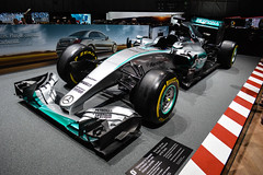 2016_03_Geneve_Mercedes_F1_W06_1_1 (Daawheel) Tags: auto classic car vintage mercedes classiccar vintagecar geneve f1 racing retro international concept exclusive supercar motorshow w07 conceptcar 2016 rassemblement gims mercedesf1