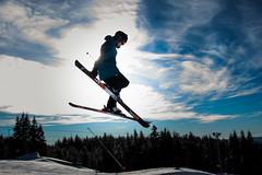 Oslo Vinterpark bigjump (Snorre t.) Tags: people ski edvard tryvann slalm edvardskeitnset