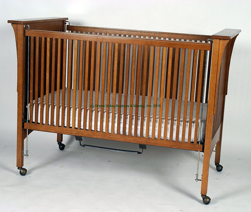 Stickley Furniture Mission Style Baby Bed $154.00 - 9/11/15