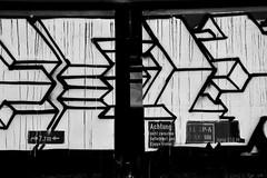graffiti on freights (wojofoto) Tags: blackandwhite amsterdam graffiti zwartwit delta freighttrain cargotrain freighttraingraffiti wolfgangjosten wojofoto