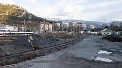 Grenoble (Isre, France) (Denis Trente-Huittessan) Tags: cambridge grenoble innovia travauxavenuedesmartyrs
