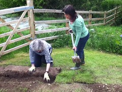 arkholme 4 (b4ruralnorth) Tags: yorkshire lancashire jfdi cumbria spades barnstormers heroines b4rn digitalbritain ladiesofgrit