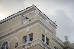 (xtaros) Tags: detail florida architecturaldetail miamibeach southbeach oldcityhall xtaros