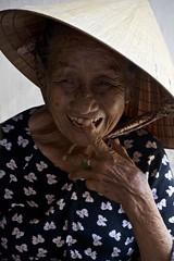 Vietnamese Grandma (Antonio Cinotti ) Tags: grandma woman lady nikon asia grandmother vietnam hoian oldlady vietnamesewoman d7100 nikon18300 nikond7100