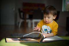 Doruk (ppdak Filbal) Tags: portrait baby childhood bookworm babyportrait magiclight portraitphotography babyphotography childrenphotography