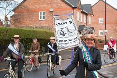 DSC_9240 (sustransnw) Tags: march sustrans suffragettes