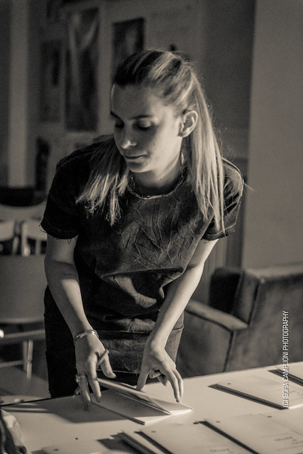 She's in Parties | Ειρήνη Βακαλοπούλου