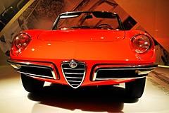 """La macchina del tempo MUSEO STORICO ALFA ROMEO - Arese 13 Marzo 2016 - Alfa Romeo 1600 Spider """"Duetto"""" (mario_ghezzi) Tags: spider nikon italia coolpix alfaromeo lombardia 2016 nikoncoolpix duetto arese p7000 ossodiseppia museostoricoalfaromeo marioghezzi nikonp7000 nikoncoolpixp7000 alfaromeo1600spiderduetto"""