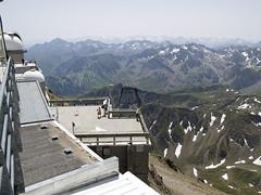 Na szczycie Pic Bigorre