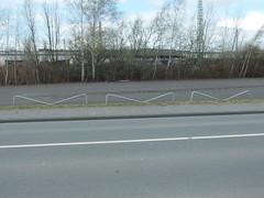 MMM (mkorsakov) Tags: mmm wtf hafen parkplatz mnster poller verbogen deorte