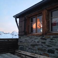 A Gandegghtte (Jauss) Tags: ski alps montagne alpes htte zermatt matterhorn alpi cabane cervin oberwallis hautvalais
