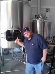 Jeremy Pate at Folklore brewery (Jay the welder) Tags: brewing head alabama folklore jeremy pate brewer owner jaythewelder