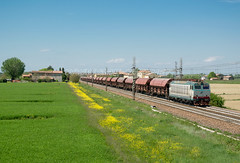 91 83 2 652.107-0 I-TI_0_0 (1 di 1) (The645zeroquaranta) Tags: merci cargo emilia modena fs trenitalia treni 652 castelfranco tramogge tigroni
