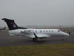 OE-GDF Embraer Phenom 300 (Aircaft @ Gloucestershire Airport By James) Tags: james airport gloucestershire 300 lloyds phenom embraer bizjet egbj oegdf