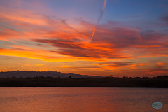 0421 IMG_5661 (JRmanNn) Tags: sunset colorful lasvegas wetlands skyward duckcreek colorfilled