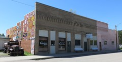 Community Hall (Comstock, Nebraska) (courthouselover) Tags: nebraska ne sandhills comstock greatplains custercounty