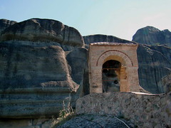 01 - 027 la Sf Nicolae 06328 (Doru Munteanu) Tags: greece grecia meteora kastraki anapafsas dorumunteanu ddmunteanu sfnicolaeanapafsas