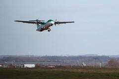 Aer Lingus Regional (marius bekker) Tags: aerlingus atr72 eifaw egnx eastmidlandsairport