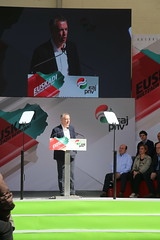 20160327  Aberri Eguna Iñigo Urkullu 031 (EAJ-PNV) Tags: ikurriña euskadi basquecountry euzkadi eajpnv partidonacionalistavasco aberrieguna andoniortuzar euzkoalderdijeltzalea iñigourkullu partinationalistebasque aberria euskadihaziarazi hacercrecereuskadi basquenacionalparty bultzadaberribat