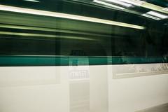 #Tweet that Motion Blur2 (ROYEARS) Tags: street city people motion blur paris art canon underground subway eos 50mm waiting metro photos pics april wait m11 texting tweet t3i aprilfool motioblur tlgraphe 600d ligne11 twitter 1stapril 1eravril