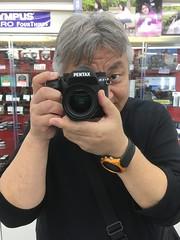 IMG_0231 (digitalbear) Tags: camera apple japan lumix tokyo google pentax panasonic nakano roppongi k1 fujiya mark2 gx7 iphonese