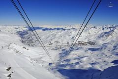Top of Cime Caron (A. Wee) Tags: france alps valthorens cime caron  troisvalles les3valles
