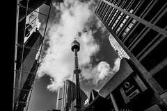DSC00791 (Damir Govorcin Photography) Tags: tower architecture zeiss buildings sony sydney cbd centrepoint 1635mm a7ii