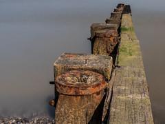 _1030039.jpg (neil.bulman) Tags: longexposure sea beach water coast norfolk slowshutter groyne sheringham seadefence northnorfolk