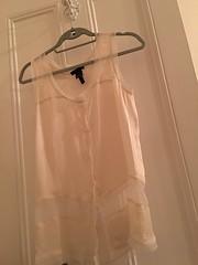 Vintage Lingerie at Stuff Find (Lynn Friedman) Tags: sanfrancisco fashion vintage stuff slip camisole 94117 lynnfriedman