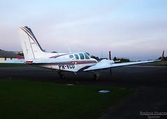 Baron 58, PR-VCD (Antnio A. Huergo de Carvalho) Tags: winglet beechcraft baron b58 baron58 prvcd